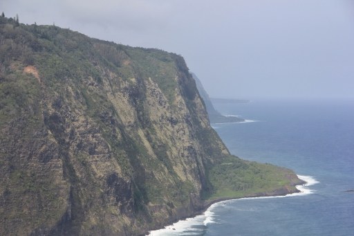 Water cycle of the waipio valley