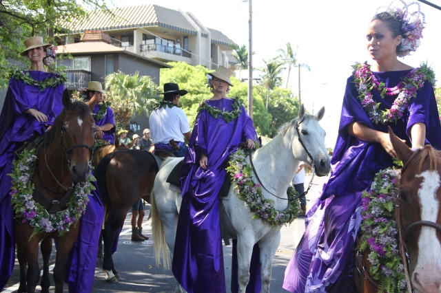The Wonderful Hawaiian Pa U Riders Earthstonestation